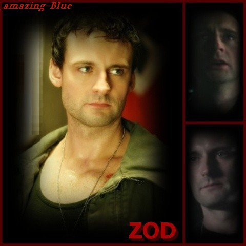 Callum Blue / ZOD dans Smallville (suite )