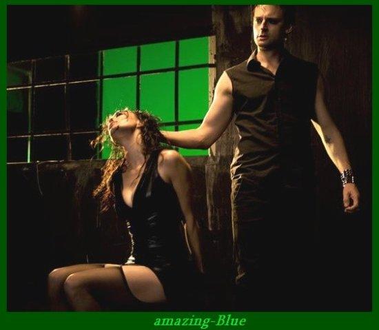 Callum Blue dans un clip music torride ! wow