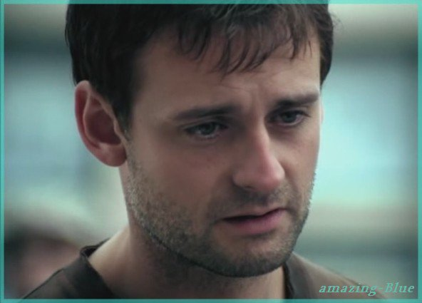 Callum Blue dans le film Supertanker 2012