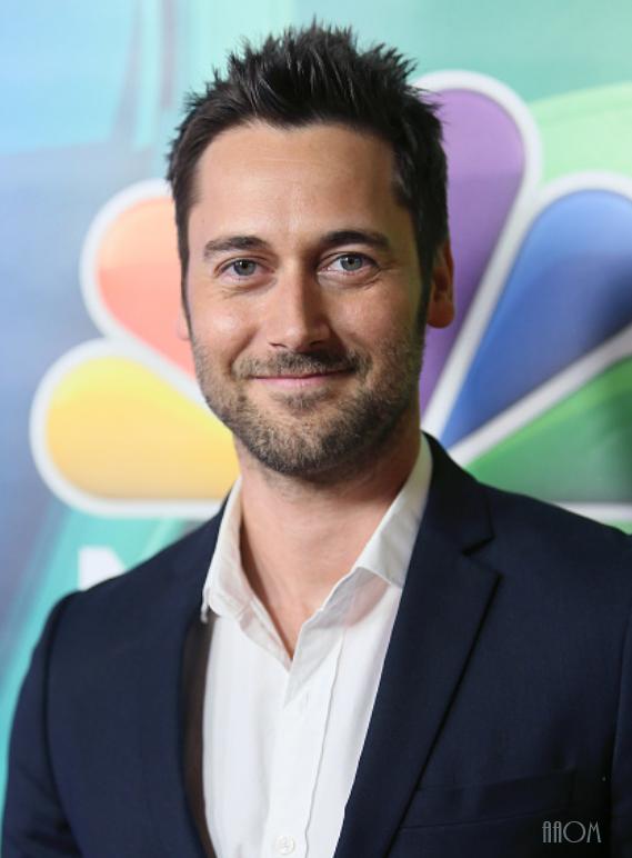 Ryan aux winter tour press pour la NBC