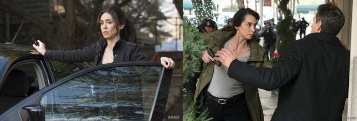 Le personnage de Mozhan Marnò dans The Blacklist