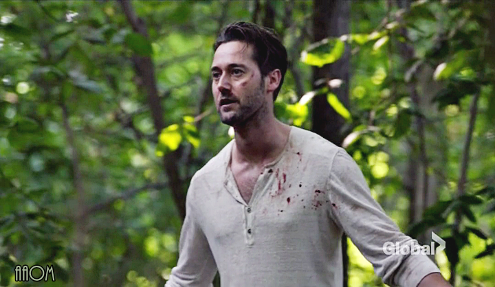 Ryan Eggold Tom keen The Blacklist saison 4