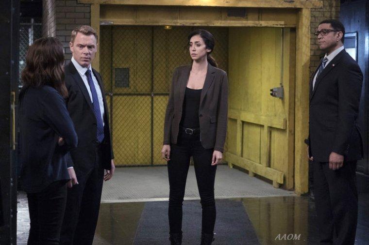 Mozhan Marno news pour The Blacklist saison 4
