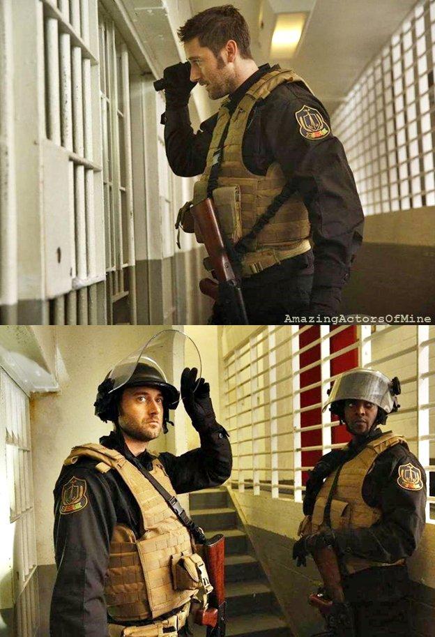 Ryan Eggold pour The Blacklist Redemption ,épisodes