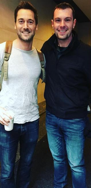 News réseaux sociaux avril pour Ryan Eggold