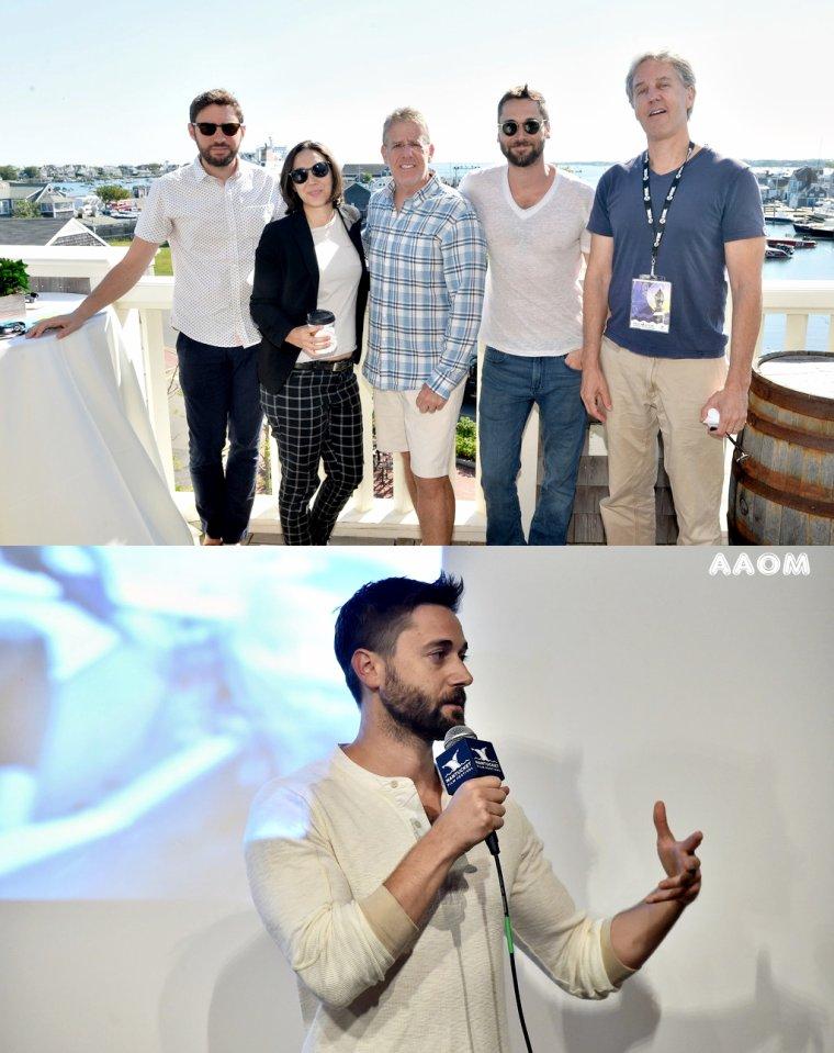 Ryan Eggold au Festival du Film de Nantucket juin 2017