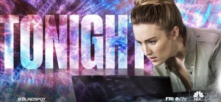 Ashley Johnson news Blindspot saison 3