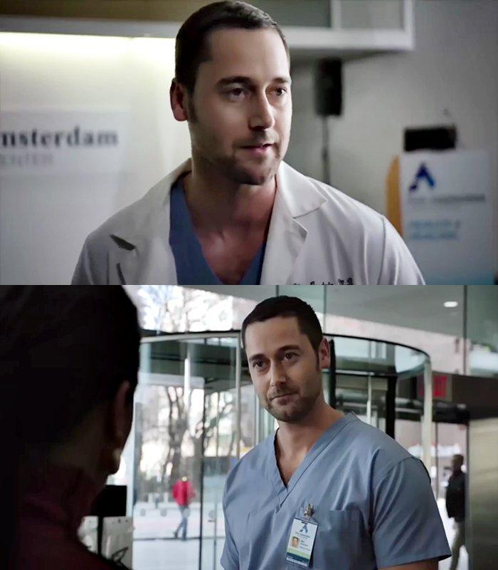 New Amsterdam trailer avec Ryan Eggold