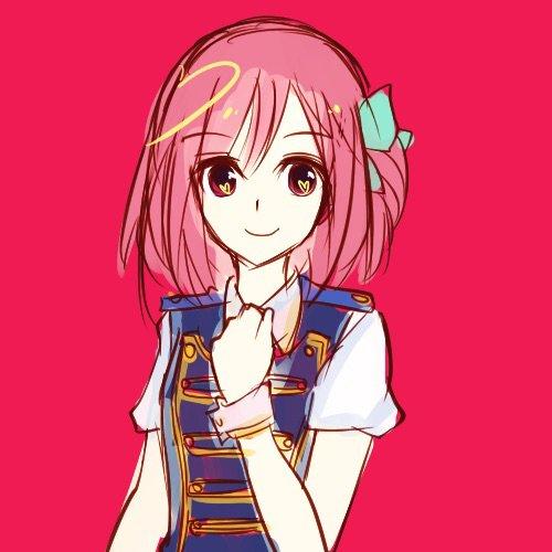 Cover solo Nagisa, Sakura no Hanabiratachi.
