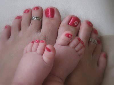etre belle des mains aux pieds