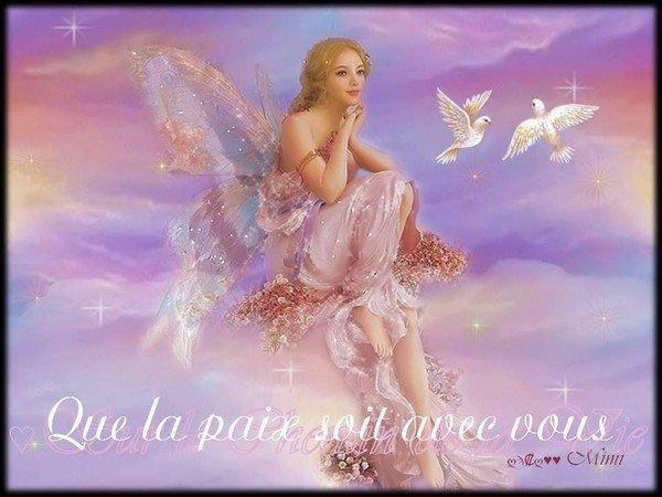 Cheri Amour (The Rubettes; 1977 promo)et images anges