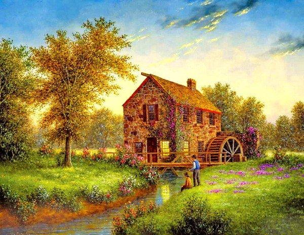 jolis moulins