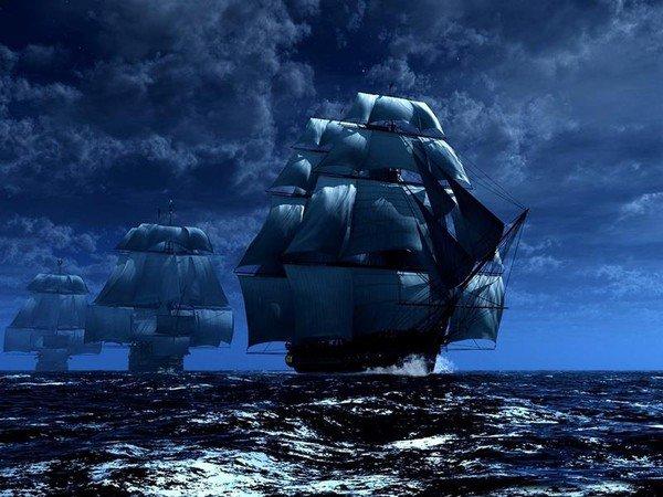 phares et pirates
