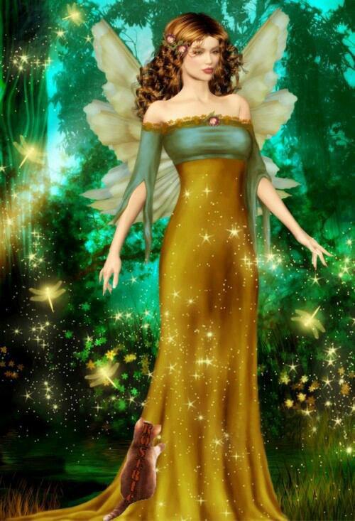 anges et femmes ailées