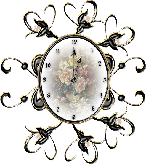 les horloges du temps