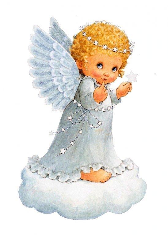 belles images de petits anges