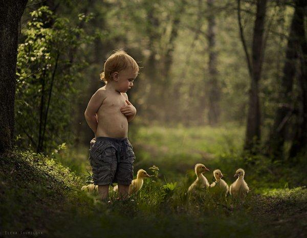 enfants et bébé
