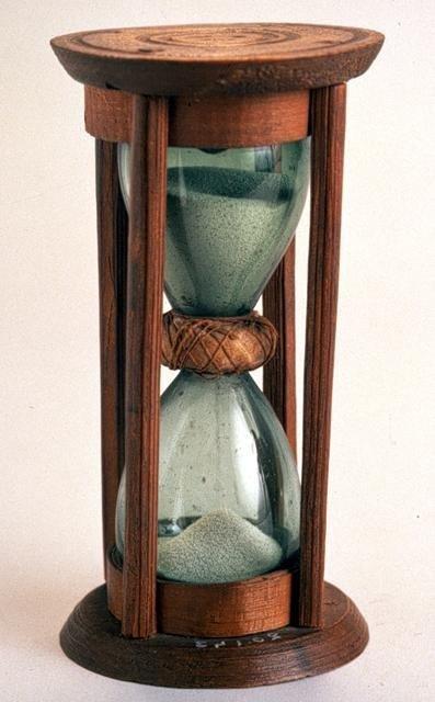 sabliers (les horloges du temps)