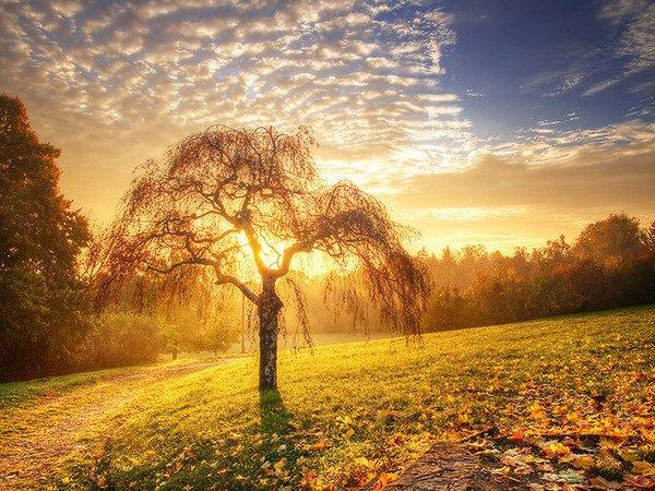 levé et coucher de soleil