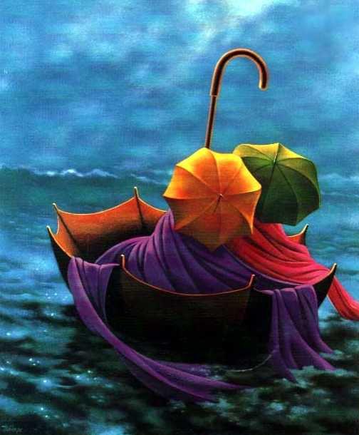 parapluies et ombrelles