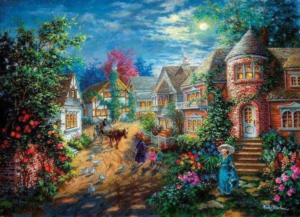 jolies maisons