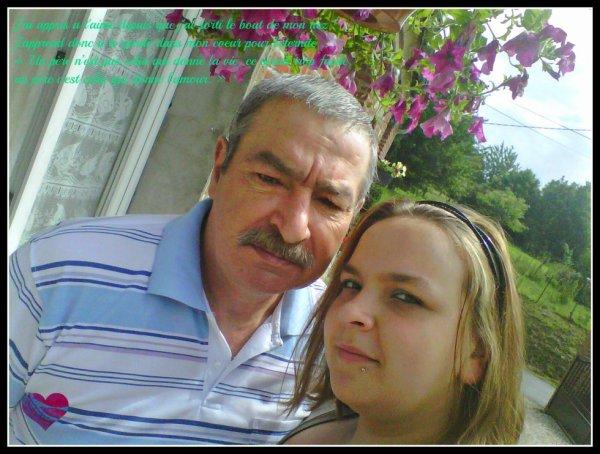 Moi & Mon papa !