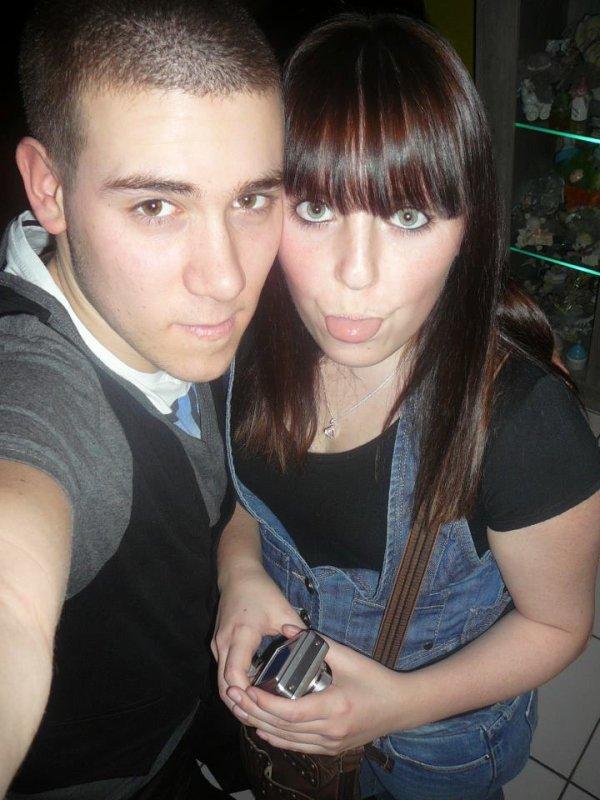 Mon cousin jordan et moi