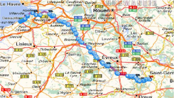 Le Voyage Deauville 2012