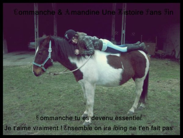 On s'apprend , on se découvre , on finit par s'aimer ♥