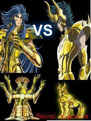 Saga VS Shura