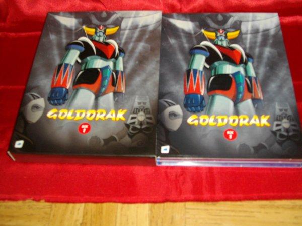 Goldorak version non censurée