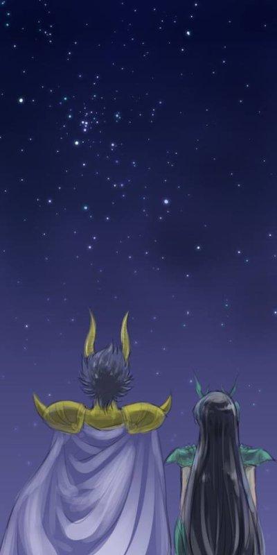 Shura et Shiryu