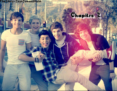 TheStory-ZaynJawaadMalik présente... Le Chapter Two ♥