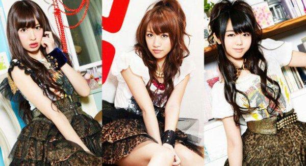 Les seules membres restantes de la première génération des AKB48