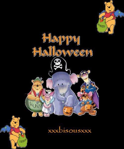 bon halloween chouchou Mathis et Mathéo gros bisous @ vous 3