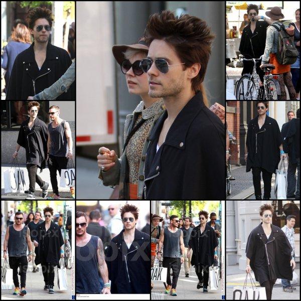 Le 9 Mai : Jared & Shannon a New York