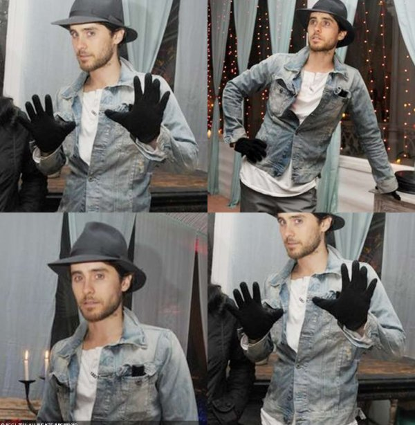 26 décembre : Jared à sa Birthday Party