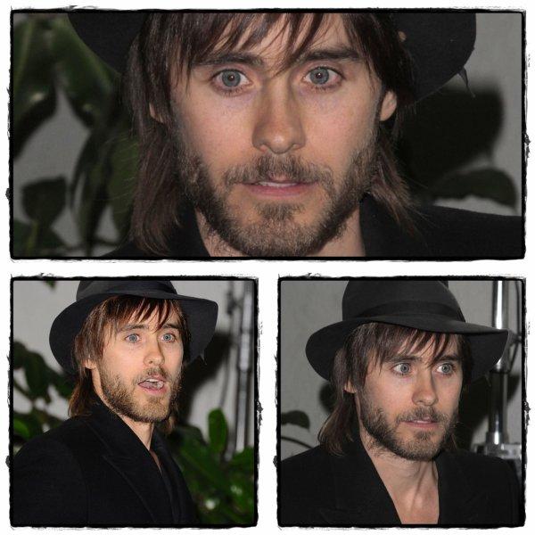 13 Janvier : Jared au Golden Glob awards celebration