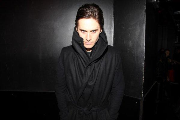 21 Janvier : Jared au défilé de Dior a Paris 2/2
