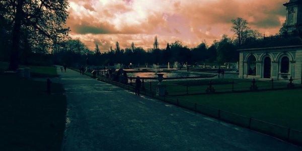 Grand parc Londonien:)