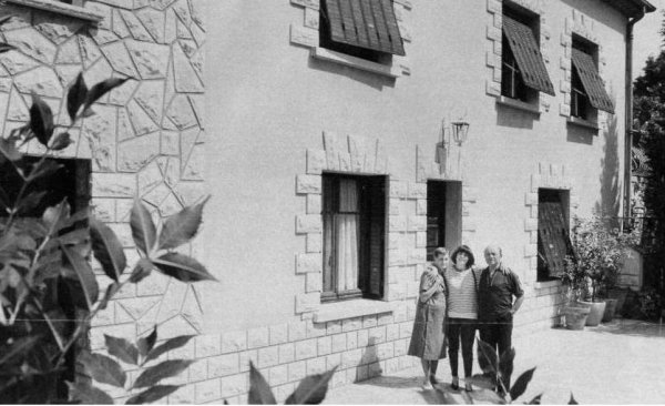 La maison familiale - MIREILLE MATHIEU (LE BLOG DE MOUNIE)