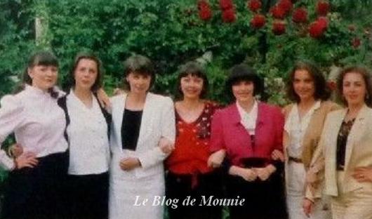 Mireille Et Ses Soeurs Christiane Béatrice Marie France Matite