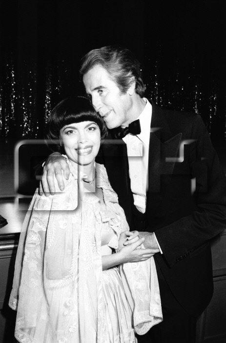 Mireille Mathieu et Jacques Chazot