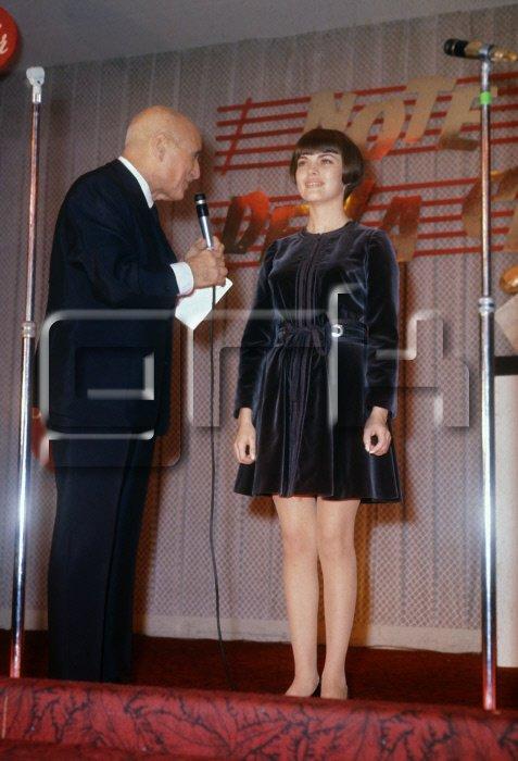Jean Nohain et Mimi