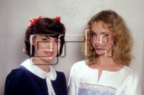 Mireille Mathieu et Sydney Rome