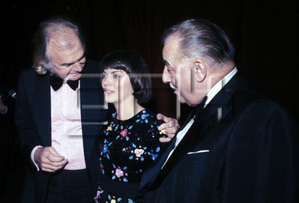 Johnny Stark, Mireille et Bruno Coquatrix