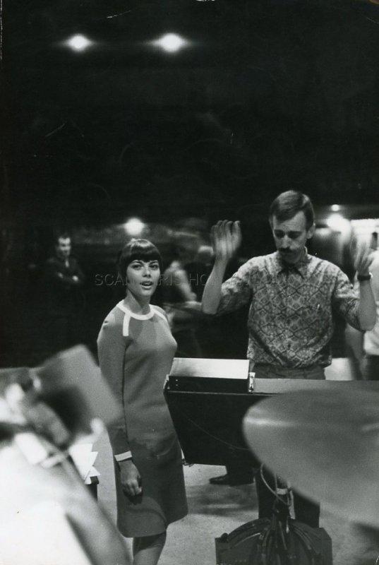 Mireille Mathieu et Paul Mauriat