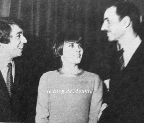 Francis Lai, Mireille et Paul Mauriat