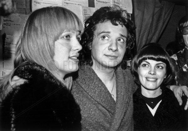 Stone, Michel Sardou et Mireilel Mathieu
