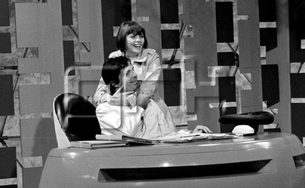 Roger Pierre et Mimi dans une émission de variétés des Carpentier